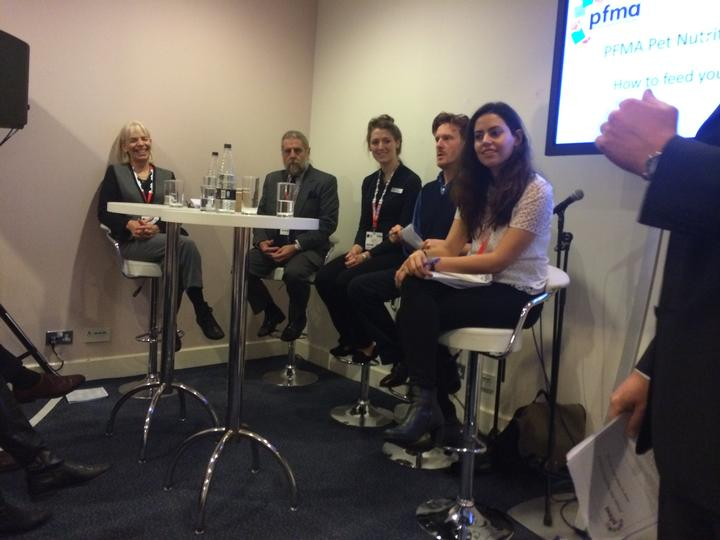 PFMA announces all-star line-up for pet food seminar at London Vet Show