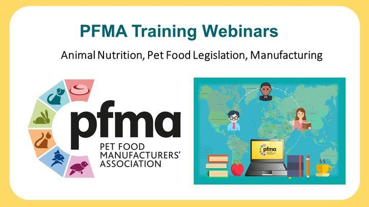 PFMA's Popular Pet Food & Nutrition Course Launches Online