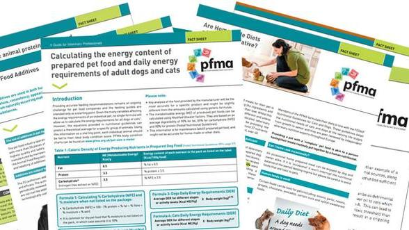 New extensive range of PFMA Fact Sheets now available