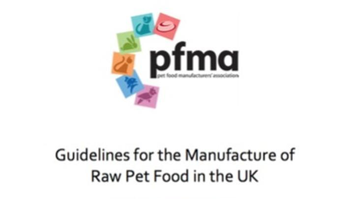PFMA provides guidance on raw feeding in light of study from Porto University
